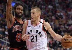 NBAde Raptors 11de 11 yaptı