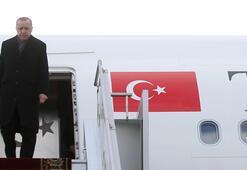 Cumhurbaşkanı Erdoğan Ukraynada