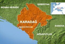Karadağ (Montenegro) nerede Karadağ dünya haritasında nerede yer alıyor