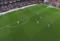 Valencia evinde Celta Vigoyu mağlup etti 1-0