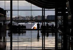 Son dakika... Madridde havalimanı kapatıldı
