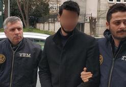 FETÖden 1 kişi  gözaltına alındı