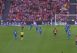 Getafeden deplasmanda büyük zafer Athletic Bilbao 0-2 Getafe