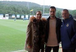 Fenerbahçenin GMG Kırklarelispor idmanında sürpriz isimler