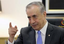 Galatasaray Başkanı Mustafa Cengiz müjdeyi verdi