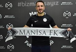 Ali Çamdalı 2. Lig'e imzayı attı