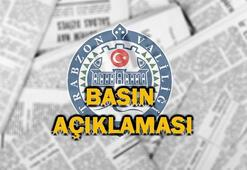 Trabzon Valiliğinden Fenerbahçe otobüsüne silahlı taciz iddiasına açıklama