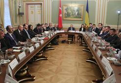 Cumhurbaşkanı Erdoğan ve Ukraynalı mevkidaşı heyetlerarası görüşmeye başkanlık etti
