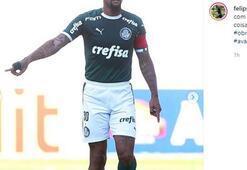 Maç sonu ortalık karıştı Felipe Melo anneme küfür etti