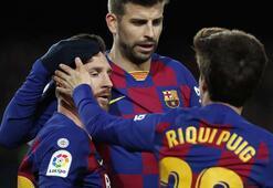 Barcelonada şok Messi ve Pique kavga etti
