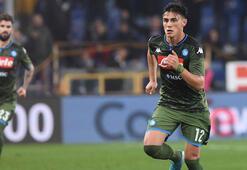 Eljif Elmastan gol   Sampdoria-Napoli: 2-4