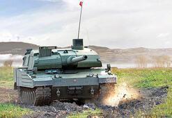 Seri üretim bekleniyor Altay tankı...