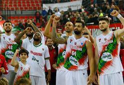İki Türk takımı FIBA Avrupa Kupasında karşı karşıya geliyor