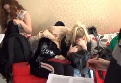Trabzon'da fuhuş operasyonu 32 kadına yakalandı
