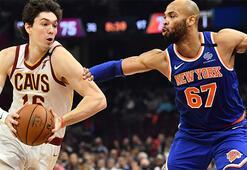 Cedinin takımı Cavaliers evinde Knickse kaybetti