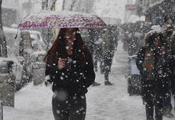 AKOM uyardı İstanbulda 3 gün kar ve fırtına bekleniyor