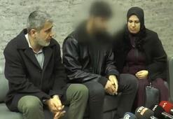 HDP binası önünde eylem yapan ailelerden biri daha evladına kavuştu