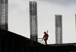 Sevindiren rakam Yeni inşaat işleri siparişleri 16 puan arttı
