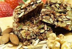 Şeker hastaları için 4 tatlı tarifi