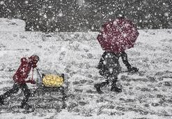 İstanbul için kritik 3 gün Kar kalınlığı 5 cm olacak