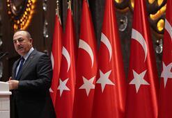 Son dakika... Bakan Çavuşoğlu: Saldırıya karşılık verdik, vermeye de devam edeceğiz