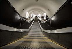 Dünyanın en derin metrosu Kievde