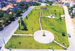 Güzelbahçe'ye Ecevit parkı