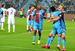 Trabzonspor-Büyükşehir Belediye Erzurumspor: 5-0