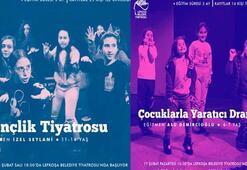 Gençlik tiyatrosu başvuruları başlıyor