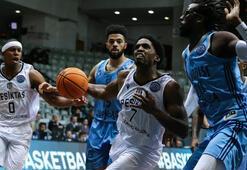 JDA Dijon-Beşiktaş Sompo Sigorta: 88-47