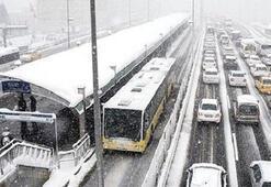 İstanbul hava durumu için peş peşe uyarılar