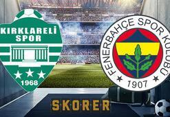 Kırklarelispor Fenerbahçe maçı ne zaman Saat kaçta, hangi kanalda