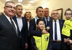 Ali Koç: Kırklarelisporun 3 Süper Lig ekibini yenmesi kolay iş değil