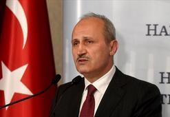 Bakan Turhan, Kırgızistan Ulaştırma ve Yollar Bakanı Beyshenov ile bir araya geldi