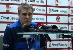 Ersun Yanal: Böyle bir acı yaşamışken futbolu konuşmak istemiyoruz