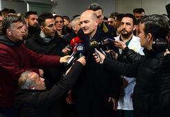 İçişleri Bakanı Süleyman Soylu: Adli Tıpa giden vefat eden sayımız 33