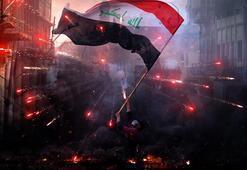 Irakın Necef kentindeki gösterilere Sadr yanlıları müdahale etti: 6 ölü