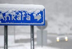 Ankara Valiliğinden kar tatili açıklaması geldi mi Ankarada okullar bugün tatil edilecek mi