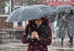 Son dakika haberi... Meteoroloji tek tek uyardı Kar yağışı bu akşam başlıyor