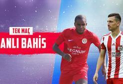 Antalyaspor - Sivasspor canlı bahis heyecanı Misli.comda