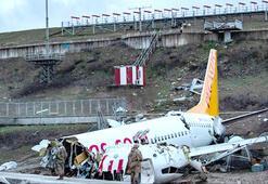 Son dakika haberleri... Sabiha Gökçendeki uçak kazasında kahreden detaylar