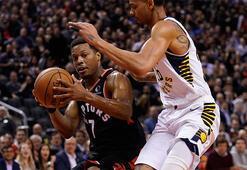 Toronto Raptors tarih yazdı Üst üste 12. galibiyet...