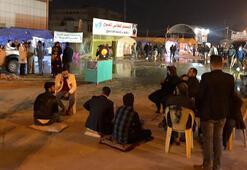 Irakın Necef kentindeki saldırıda bilanço artıyor: 13 ölü