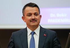 Bakan Pakdemirli: 141 milyar lira hibe ve destek verdik