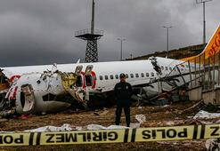 Son dakika: Uçak kazasında pilotların kan örneği alınacak, cep telefonları incelenecek