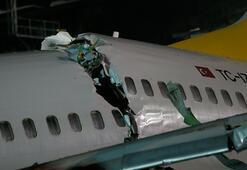 Son dakika | Uçak kazasının ardından telefona sarıldı... Aynur biz düştük