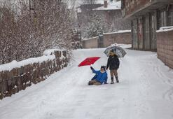 İstanbulda 7 Şubat Cuma okullar tatil mi Yarın eğitime kar engeli var mı