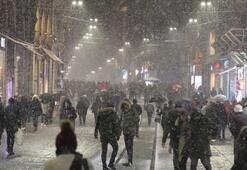 İstanbul hava durumu... Kar yağacak mı