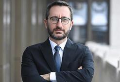 İletişim Başkanı Altundan Avrupa Parlamentosuna tepki