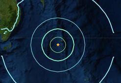 Filipinlerde 6,1 büyüklüğünde deprem